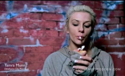 Courtney Stodden Pretends to Be a Prostitute, Isn't Terrible at Acting