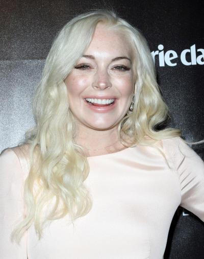 Lindsay Lohan's Smile