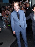 At the Cosmopolis Opening
