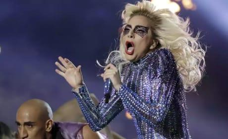Lady Gaga Halftime Show