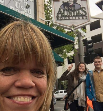 An Amy Selfie