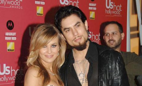 Carmen Electra And Dave Navarro Photo