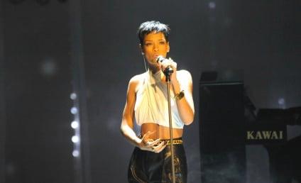 Rihanna to Judge The X Factor?