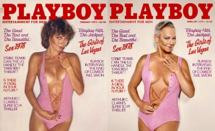 Playboy Models Recreate Iconic Covers: Look at Them Now!