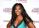Kenya Moore: Faking Meltdown to Save Her Job?!