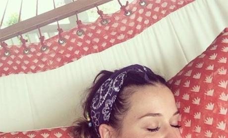 Katy Perry Vacation Photo