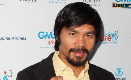 Manny Pacquiao on Obama Gay Marriage Stance: An Immoral Abomination