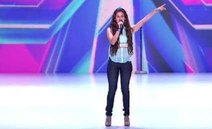 Lauren Jauregui Excels on The X Factor