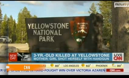 Yellowstone Shooting: 3-Year Old Dies of Self-Inflicted Gunshot Wound