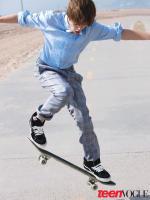 Skateboarding Cutie