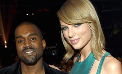 Kanye West Rants on Twitter, Defends Taylor Swift Lyric