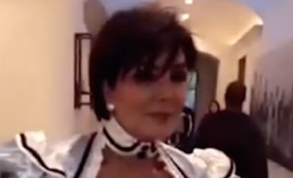 Kris Jenner Sexes It Up for Halloween, The Internet Reacts