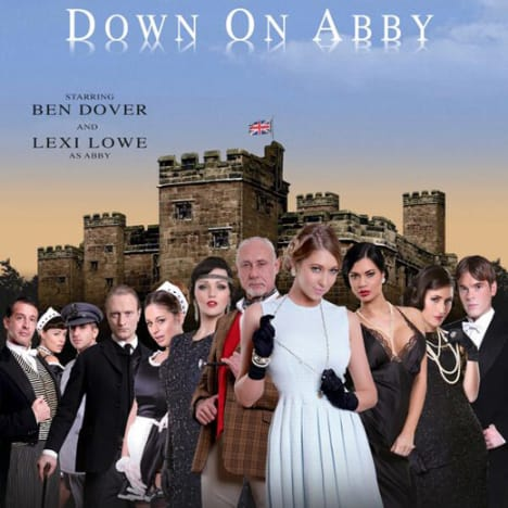 Downton Abbey Porn Parody