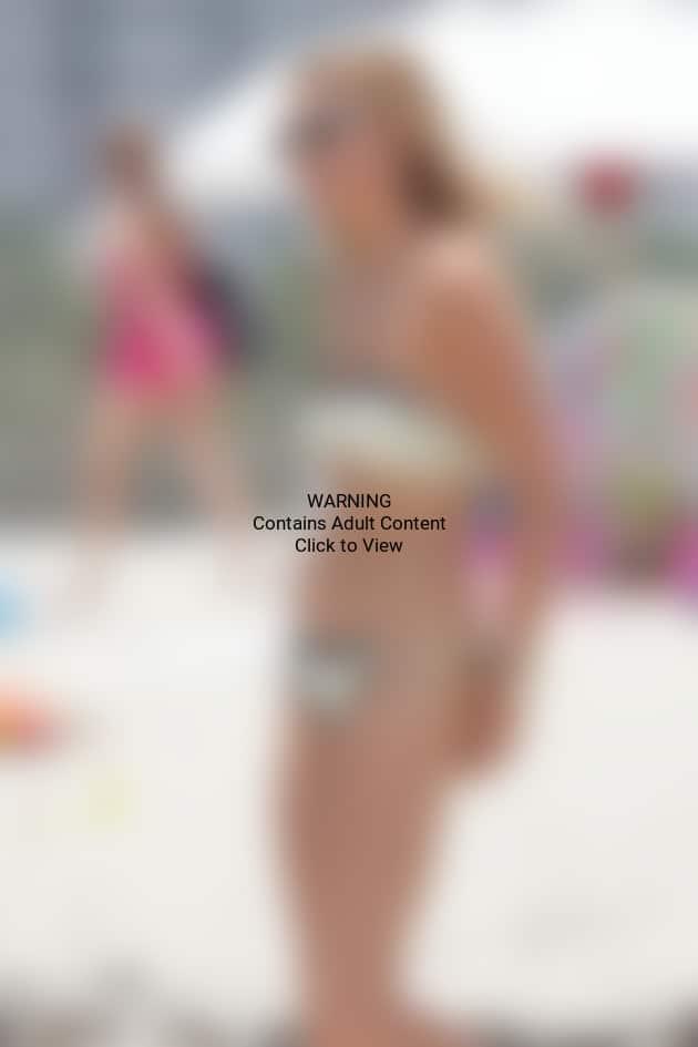 A Whitney Port Bikini Picture