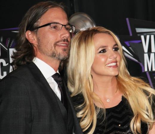 Britney, Jason