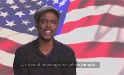 Chris Rock on Barack Obama: He's White!