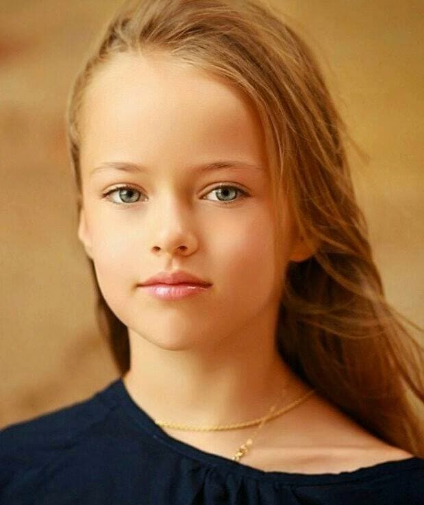 "Kristina Pimenova Dubbed ""World's Youngest Supermodel"" (You Won't BELIEVE Her Age)"