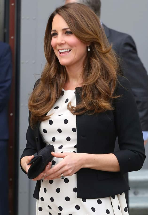 Kate: Pretty and Pregnant