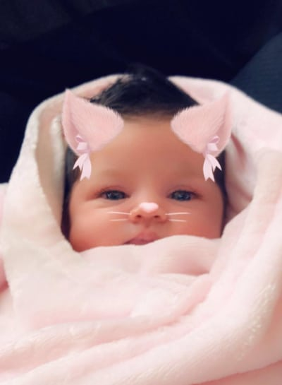 Ronnie Ortiz-Magro Daughter
