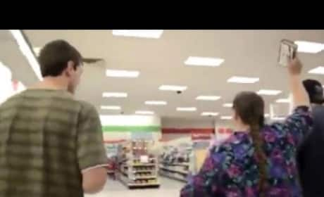 Transphobic Woman Rants in Target: The Devil is Raping Your Children!