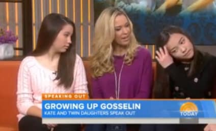 Kate Gosselin Scolds Kids on Today Show: Spit It Out!