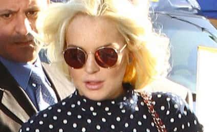 Lindsay Lohan: Sentenced to 30 Days in Jail!