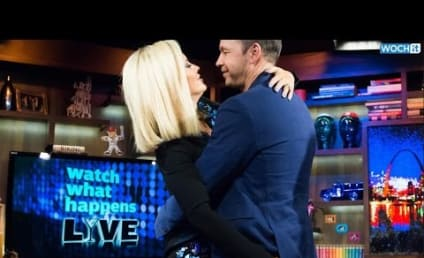 Jenny McCarthy Describes Donnie Wahlberg's Penis to Andy Cohen