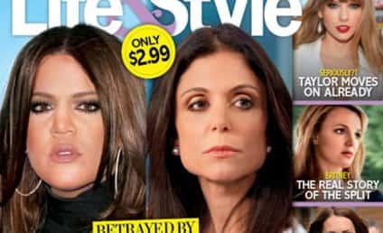 Did Khloe Kardashian Kick Lamar Odom to the Kurb?
