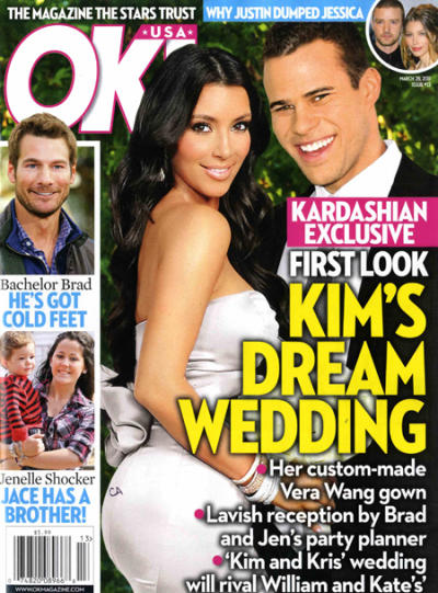 Kim Getting Married?!?