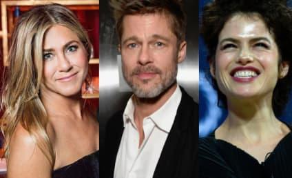 Jennifer Aniston to Neri Oxman: Stay Away From Brad Pitt!