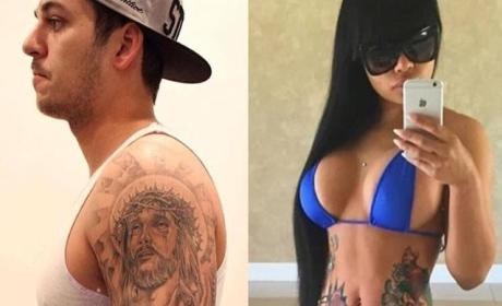 Rob Kardashian Weight Loss Image