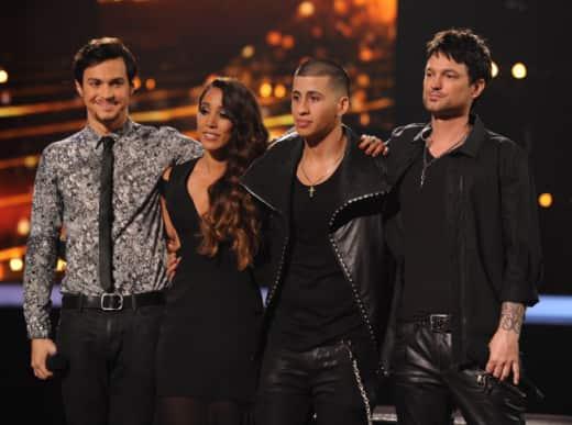The X Factor Season Three Finalists