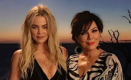 Kris Jenner Wants to Film Khloe Kardashian's Entire Pregnancy!