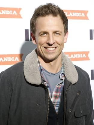 Seth Meyers Pic