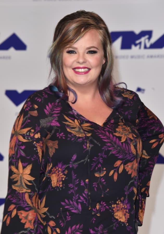 Catelynn Lowell at MTV VMAs