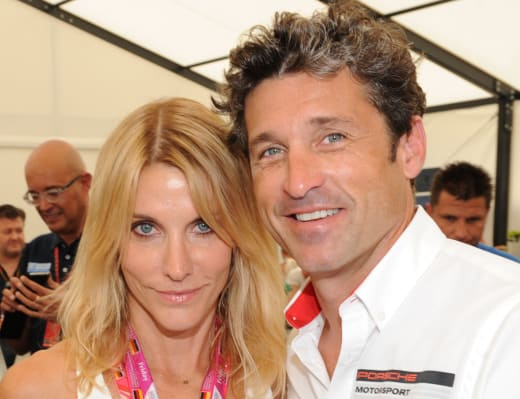 Patrick Dempsey And Jillian Fink Expecting Fourth Child The