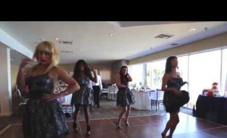 Britney Spears: Amazing Wedding Dance Video