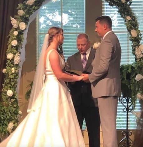 Jessica Seewald Gets Married