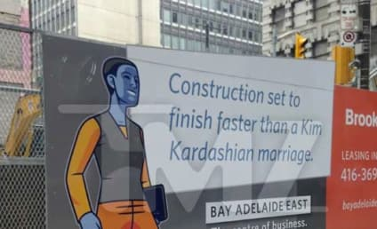 Canadian Construction Company Mocks Kim Kardashian Marriage
