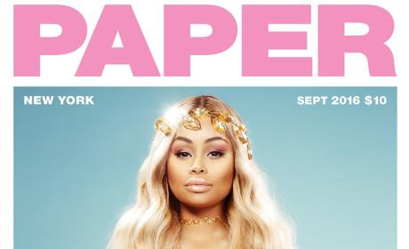 Blac Chyna or Kim Kardashian: Who Looked Better in Paper?