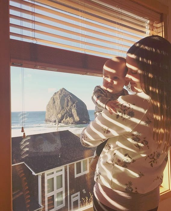 Tori roloff and jackson window blinds