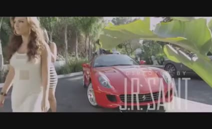 """Ray J Teases """"I Hit It First"""" Music Video, Takes Shot at Kanye West"""