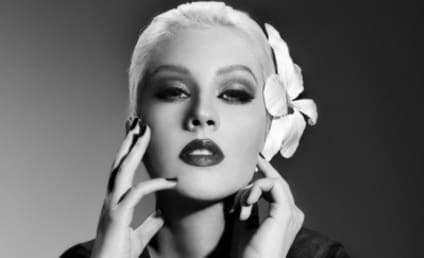 Christina Aguilera Unveils Stunning Promotional Photo for New Album