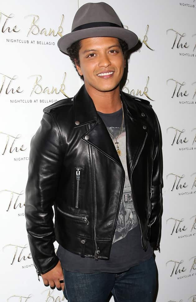 Bruno Mars Picture