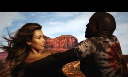 "Kim Kardashian Releases Uncensored ""Bound 2"" Music Video: Watch Now!"