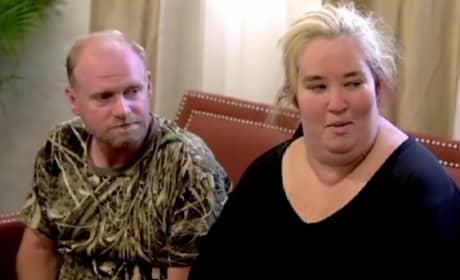 Mama June & Sugar Bear on 'Celebrity Boot Camp'