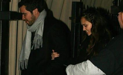 Jessica Alba Engaged to Cash Warren?
