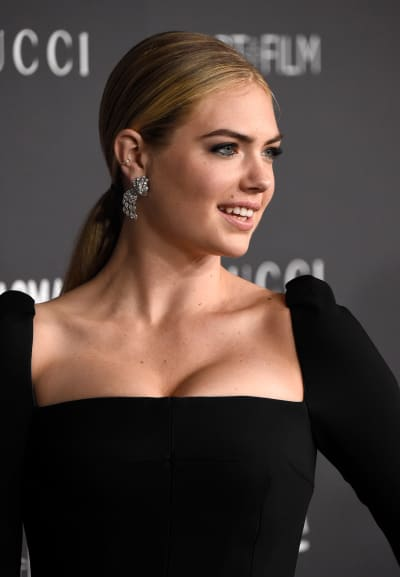 Kate Upton and Her Cleavage