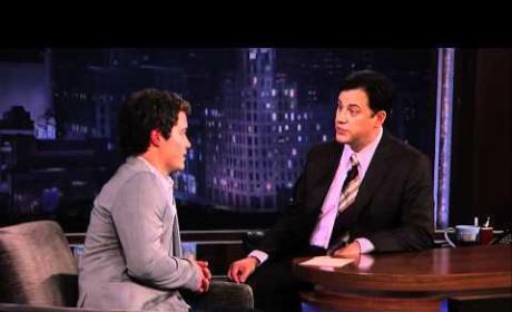 Levi Johnston on Jimmy Kimmel Live: Part I