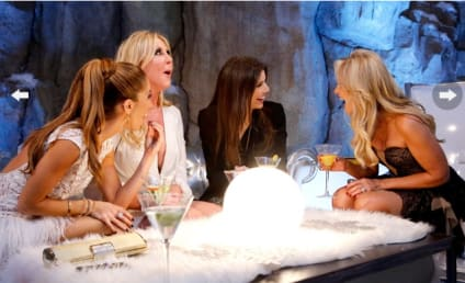 The Real Housewives of Orange County Season Finale Recap: Party Foul